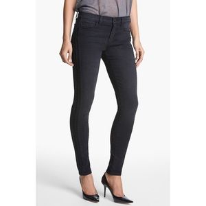 J Brand Jeans The Liberty Side Pleat Skinny Jeans